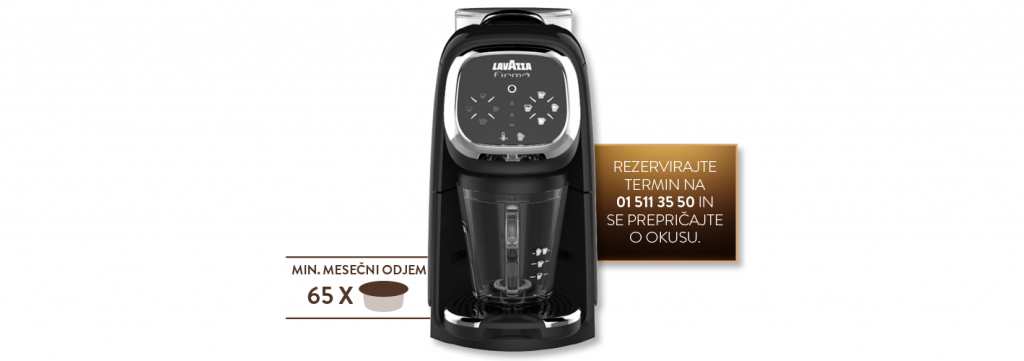 Lavazza Firma LF 1050 kavni avtomat