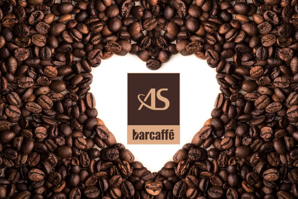 Ekskluzivna kavna mešanica AS Barcaffe