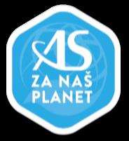 Znak AS za naš planet